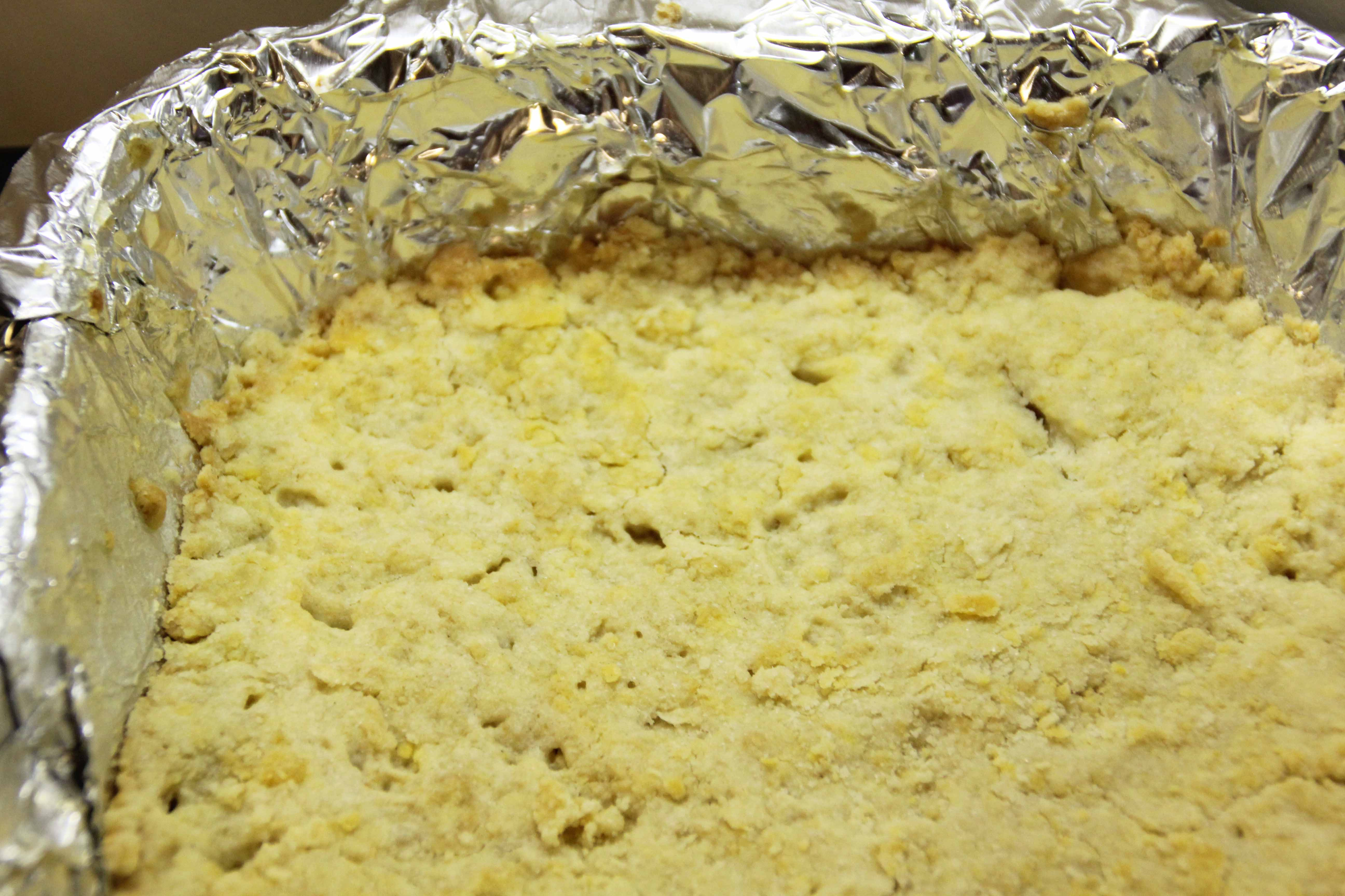 are lukewarm caramel cashew shortbread bars pine nut caramel sea salt ...