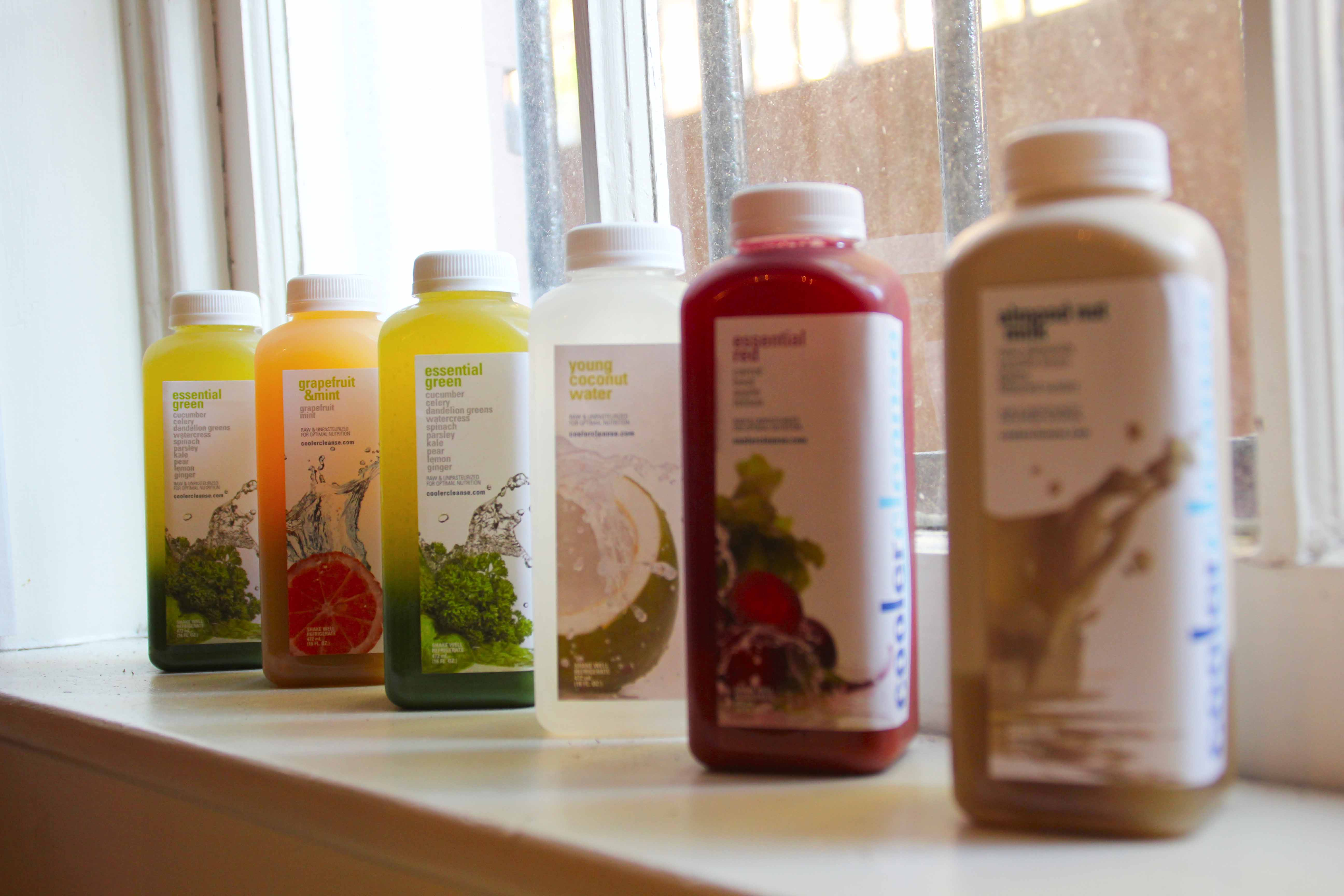 So fresh so clean day 1 of 3 on the cooler cleanse juice fast im participating in a three day juice cleanse malvernweather Images
