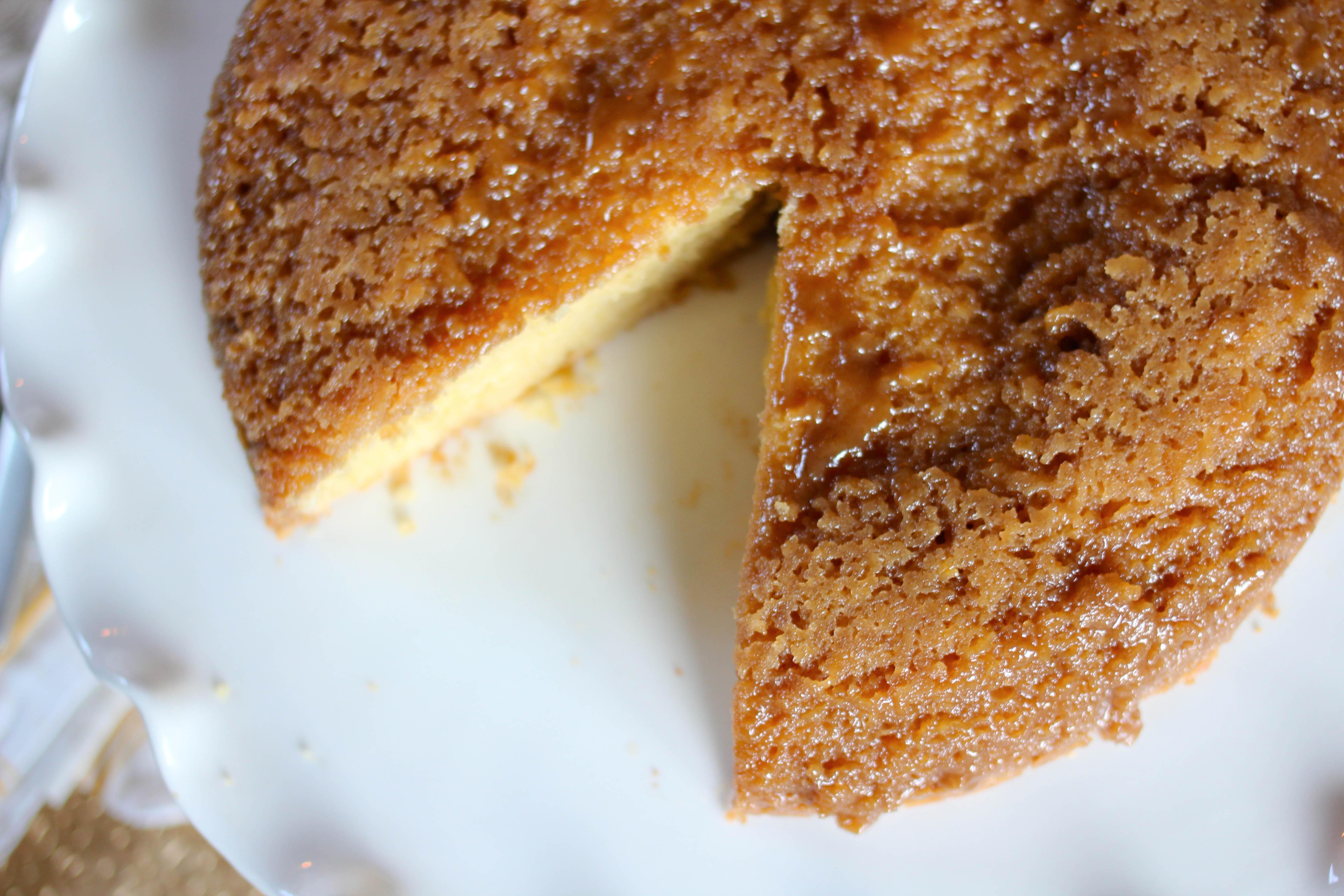 sunday best: brown sugar cake | E A T & R E L I S H