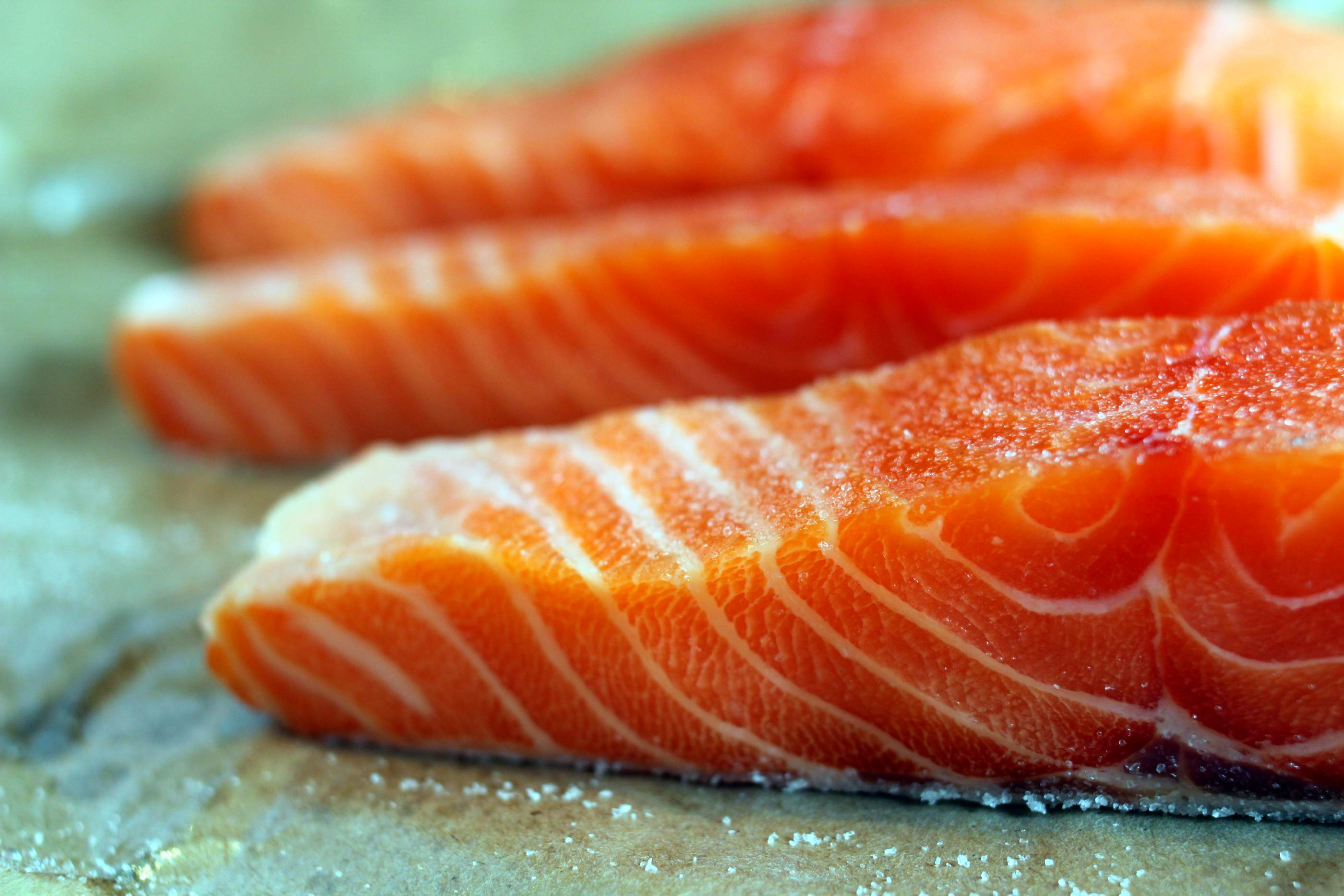 No one likes to be made to  Salmon