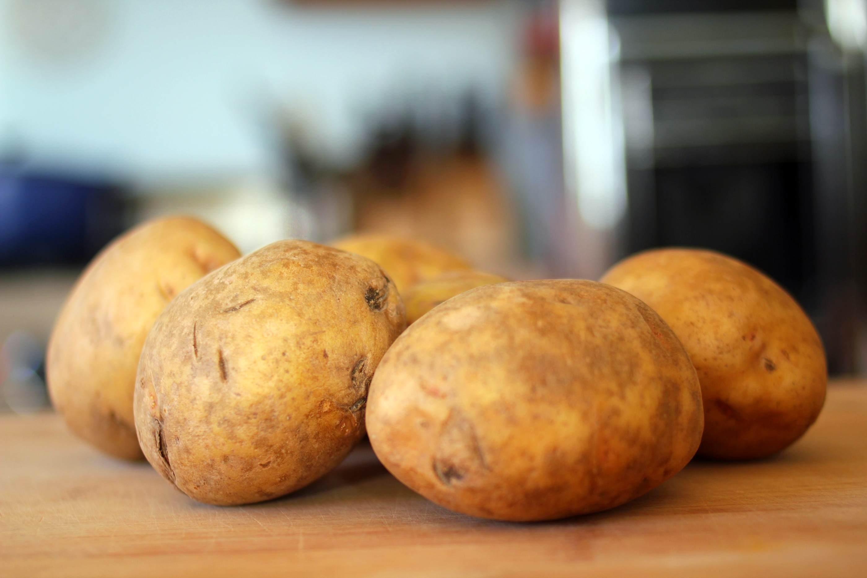 Too Often The Ratio Of Cream And Cheese To Potato