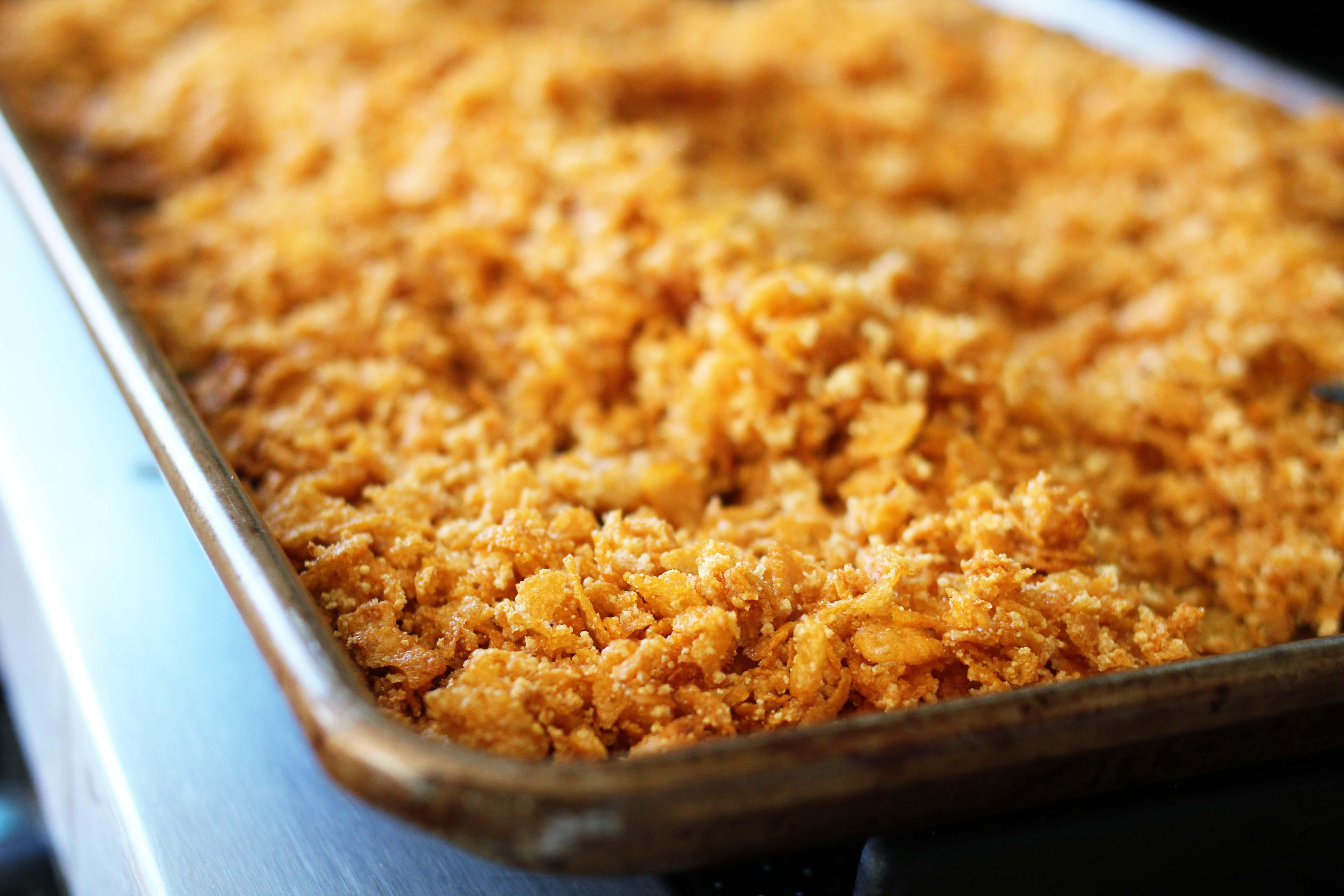 Corn Flake Crumbles Recipes — Dishmaps
