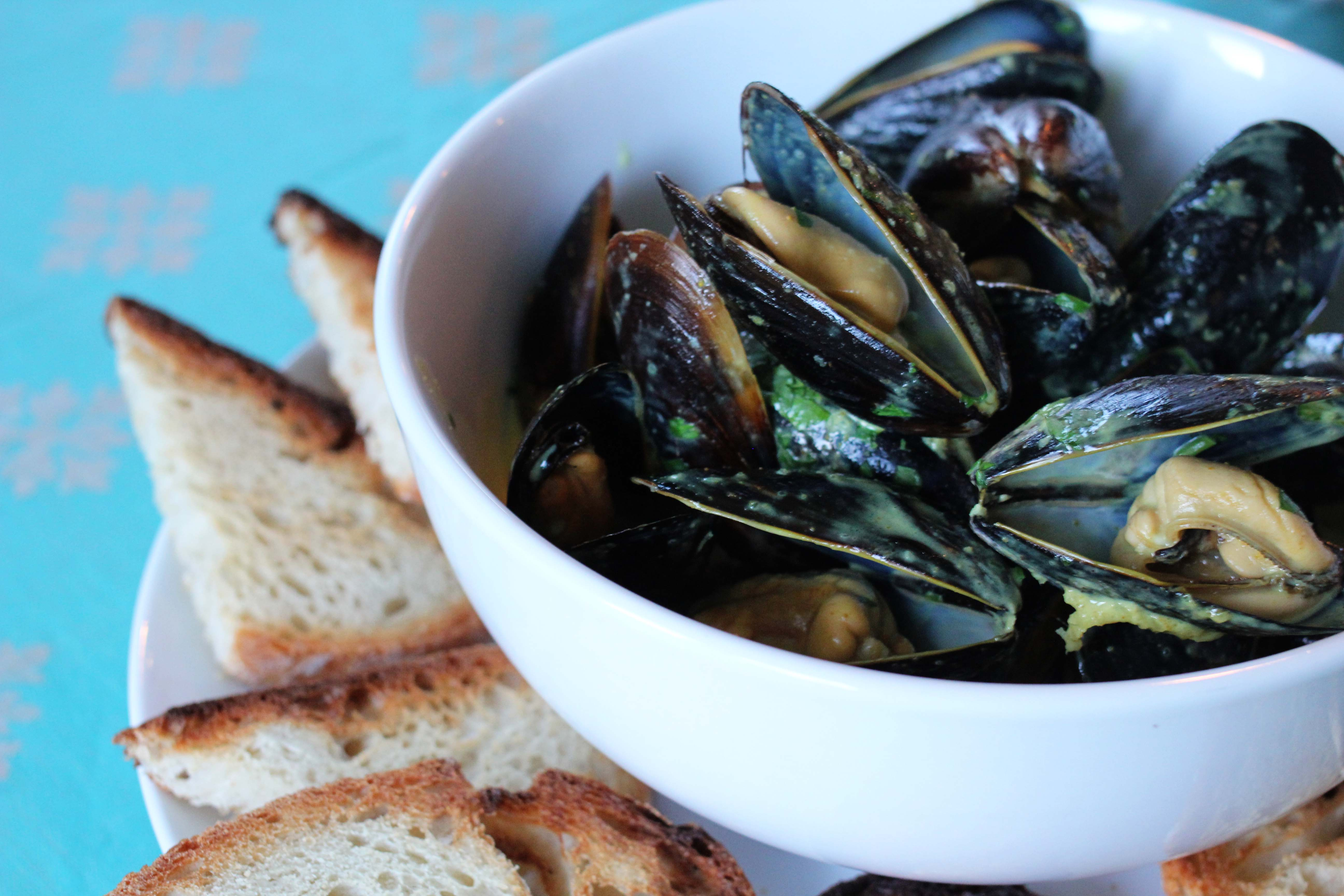 how to cook mussels indian style