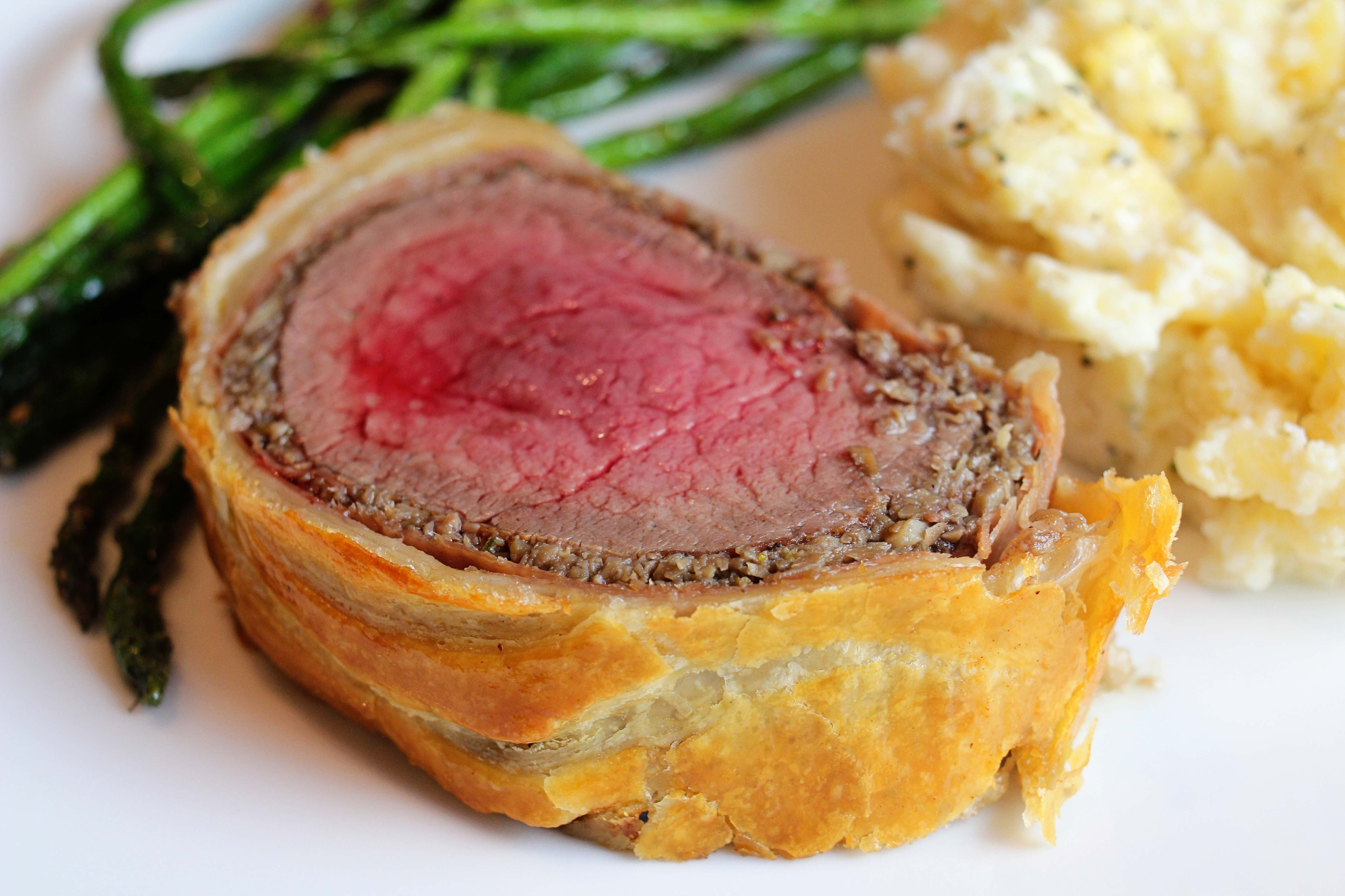 ... offering: the best ever classic beef wellington | E A T & R E L I S H