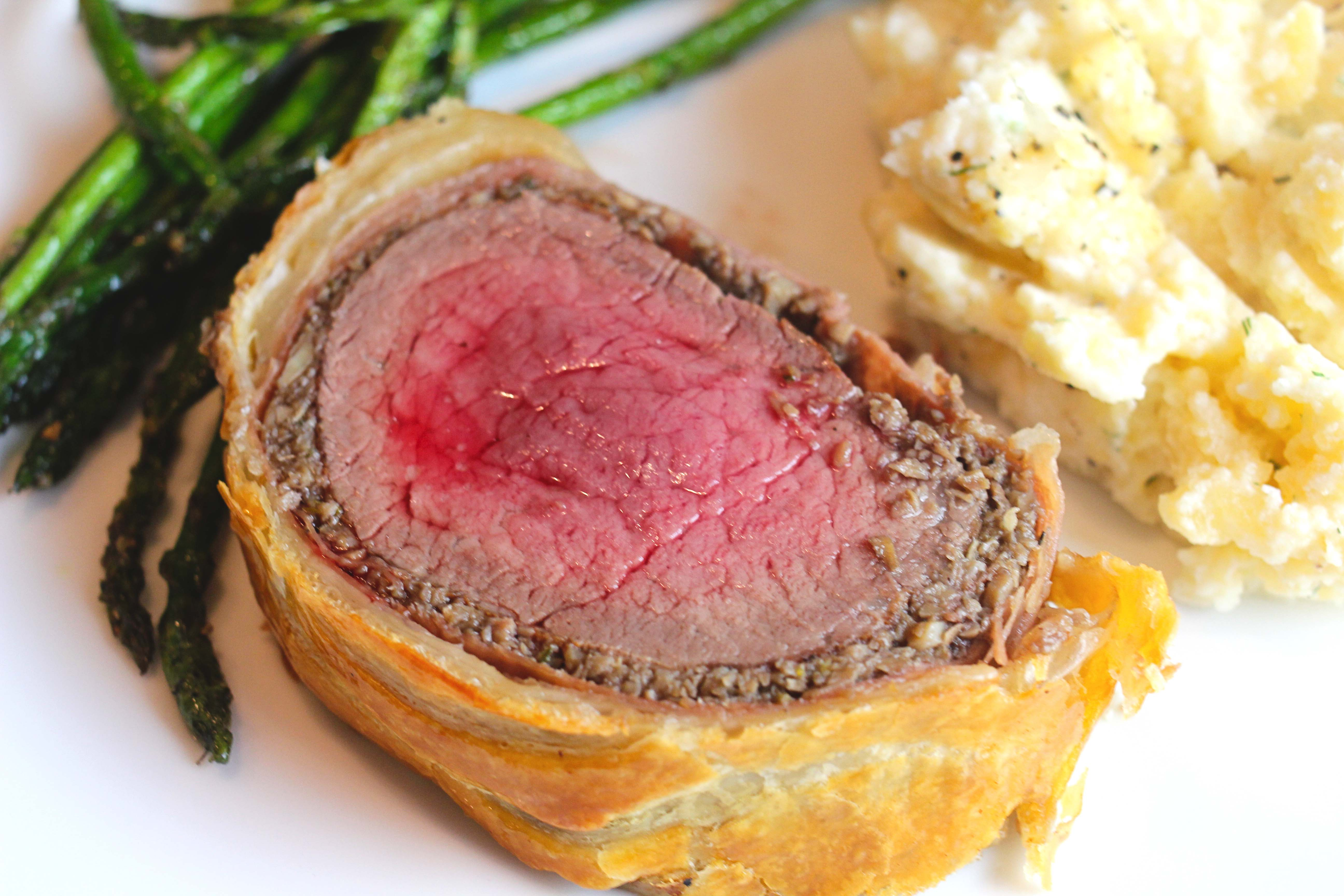 Classic Beef Wellington Recipe — Dishmaps