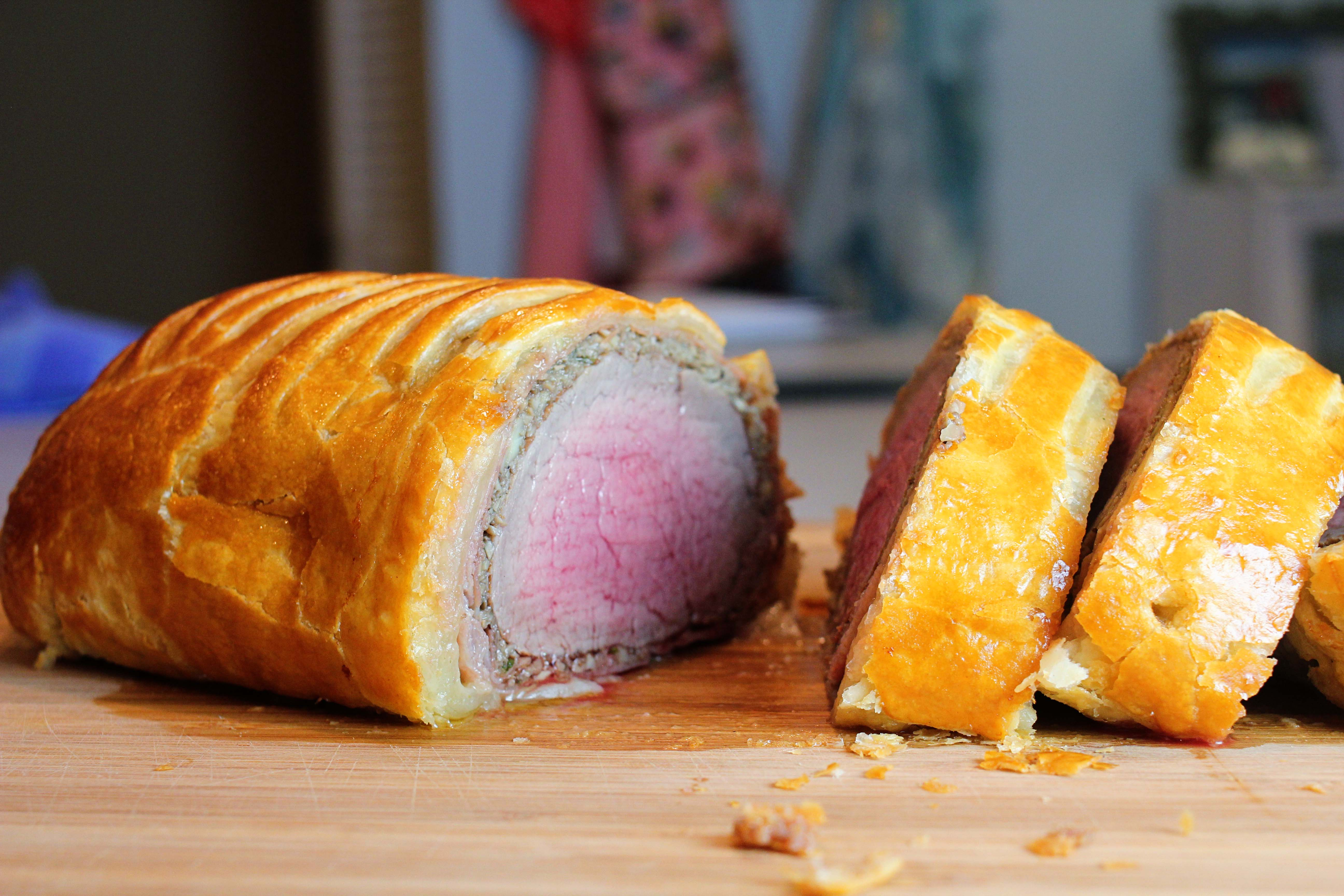... × 3456 in a peace offering: the best ever classic beef wellington