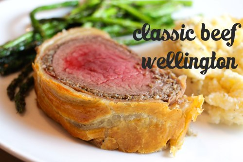 classic beef wellington recipe - eatandrelish
