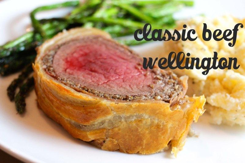 classic beef wellington recipe – eatandrelish | E A T & R E L I S H