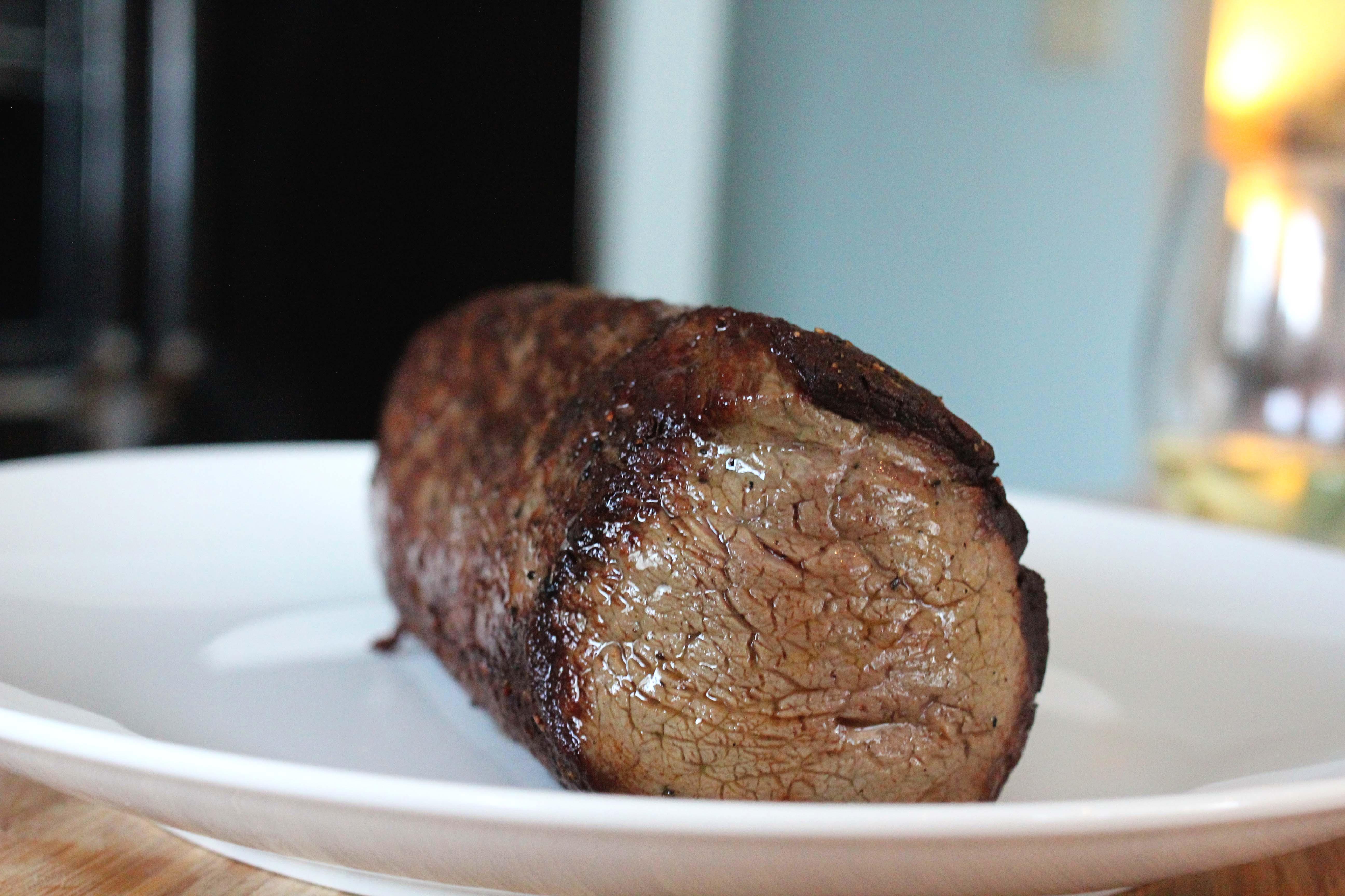classic beef wellington seared beef | E A T & R E L I S H