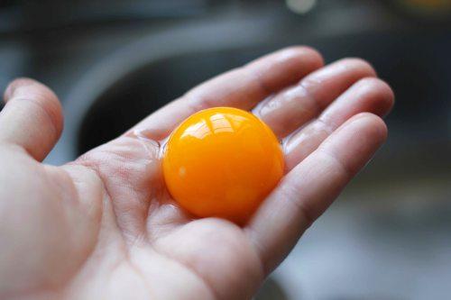 king cake egg yolk