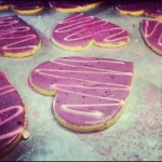 v-day cookie treats at spruce!