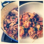 creole jambalaya for the big game