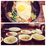 korean fix: banchan and bibimbap