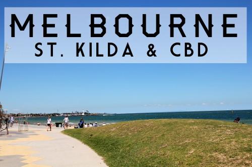 melbourne - st kilda & cbd