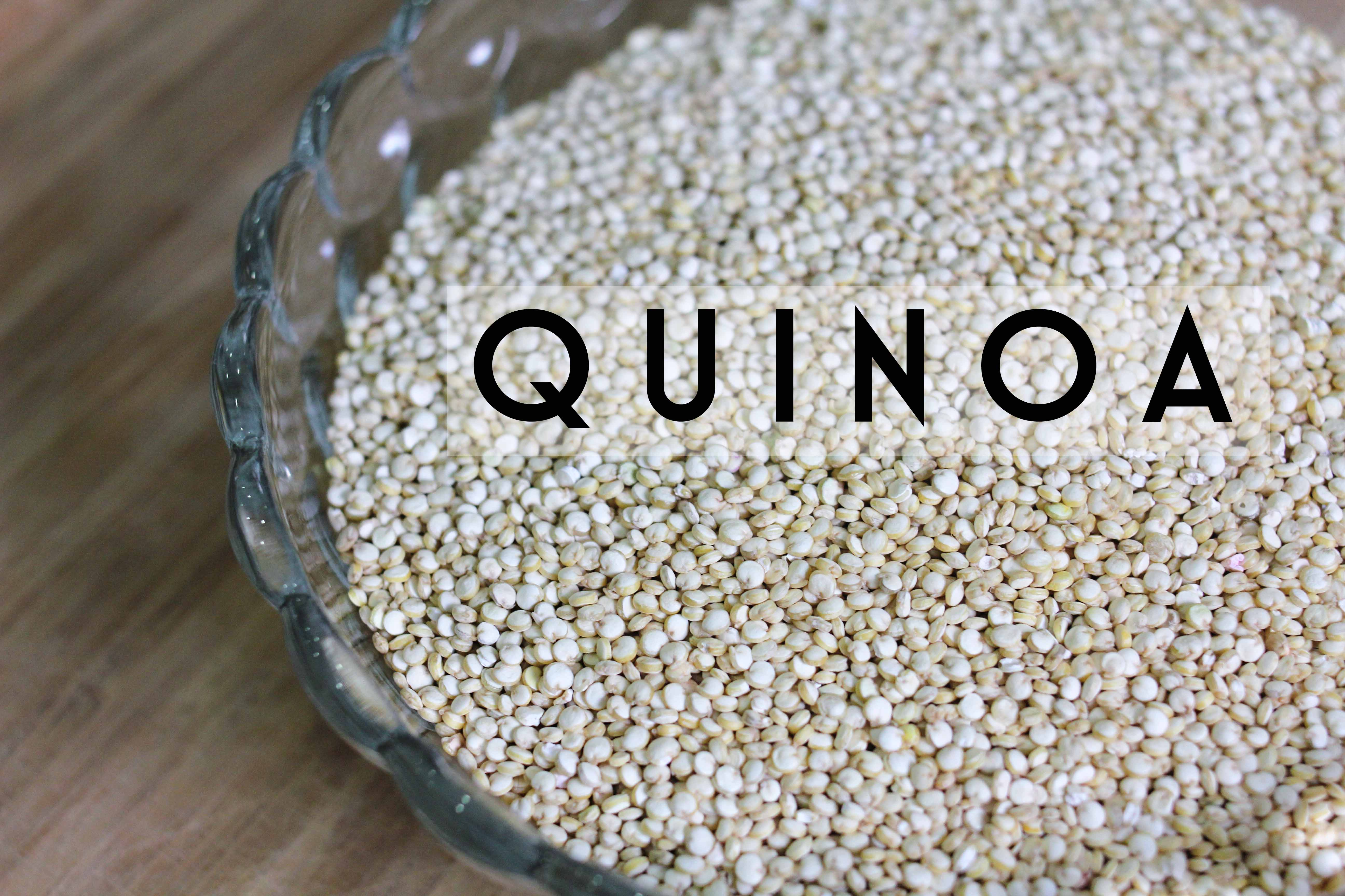 how to cook quinoa rinse